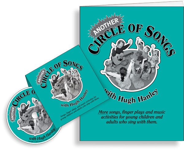 ANOTHER Circle of Songs CD/Songbook package