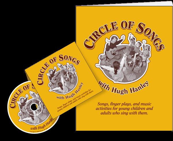 Circle of Songs CD/Songbook package