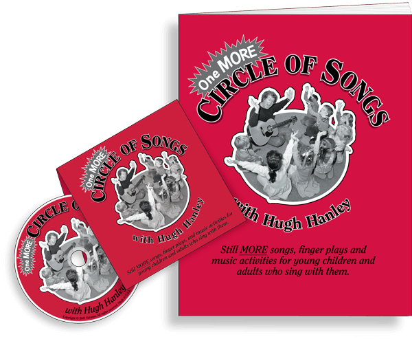 One More Circle of Songs CD/Songbook package